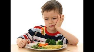 #Как Приучить Ребенка к Правильному Питанию.
