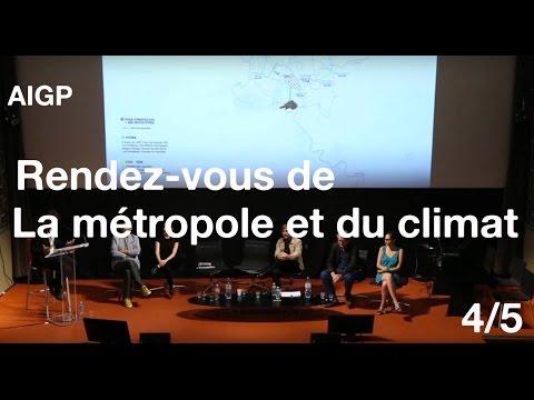 Le rendez-vous de la métropole et du climat - séquence 4