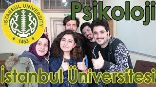 İstanbul Üniversitesi Psikoloji Bölümü | Soru & Cevap