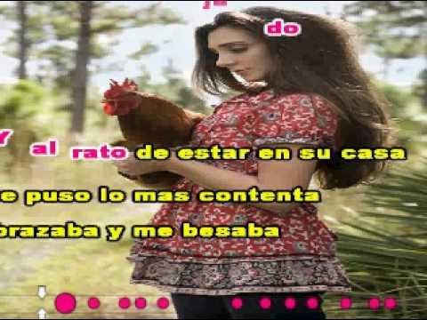 Aniceto Molina - El Gallo Mojado (karaoke)
