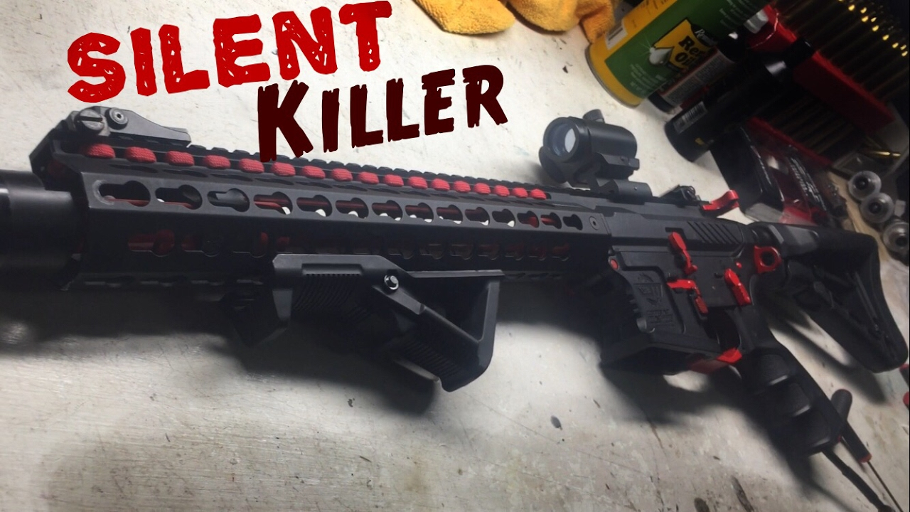 the most silent airsoft