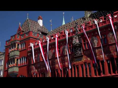 Travel Guide Basel, Switzerland - Congress City Basel