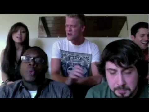 Pentatonix- We Are Young (Cover) [Livestream]