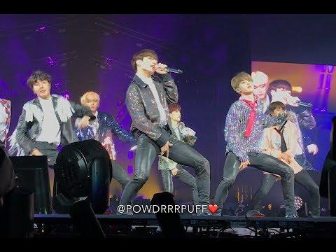 180906 - DNA - BTS 방탄소년단 - Love Yourself Tour LA - HD FANCAM 직캠