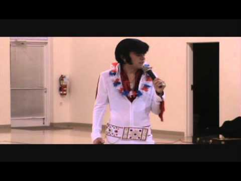 It Won't Seem Like Christmas Without You (Trey as Elvis)