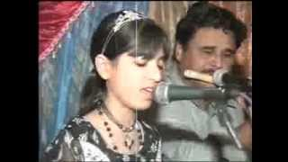 Pakistani talent baby singer fariha