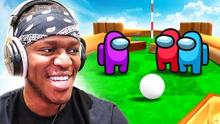 AMONG US IN GOLF IT! (Sidemen Gaming)