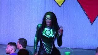 Heroes+Villains-23-Boyance-Green Lantern-Green Light, Green Light