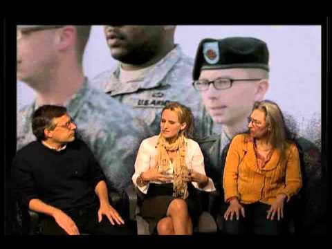 Alexa O'Brien Bradley Manning US Army whistleblower