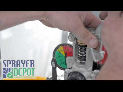 How To Get Started With The Kings Sprayers 100 Gallon Skid Sprayer