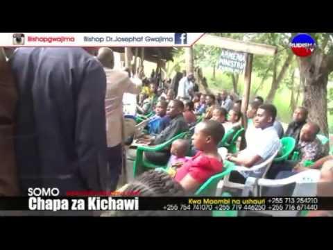 CHAPA ZA KICHAWI - Bishop Josephat Gwajima thumbnail