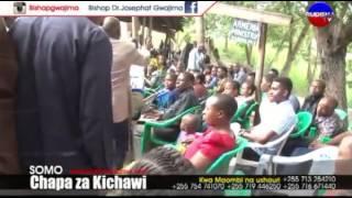 CHAPA ZA KICHAWI - Bishop Josephat Gwajima
