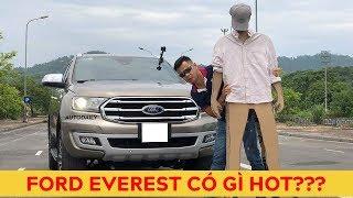 Đây là chiếc Ford Everest ĐẦY RẪY công nghệ mà bạn muốn khám phá