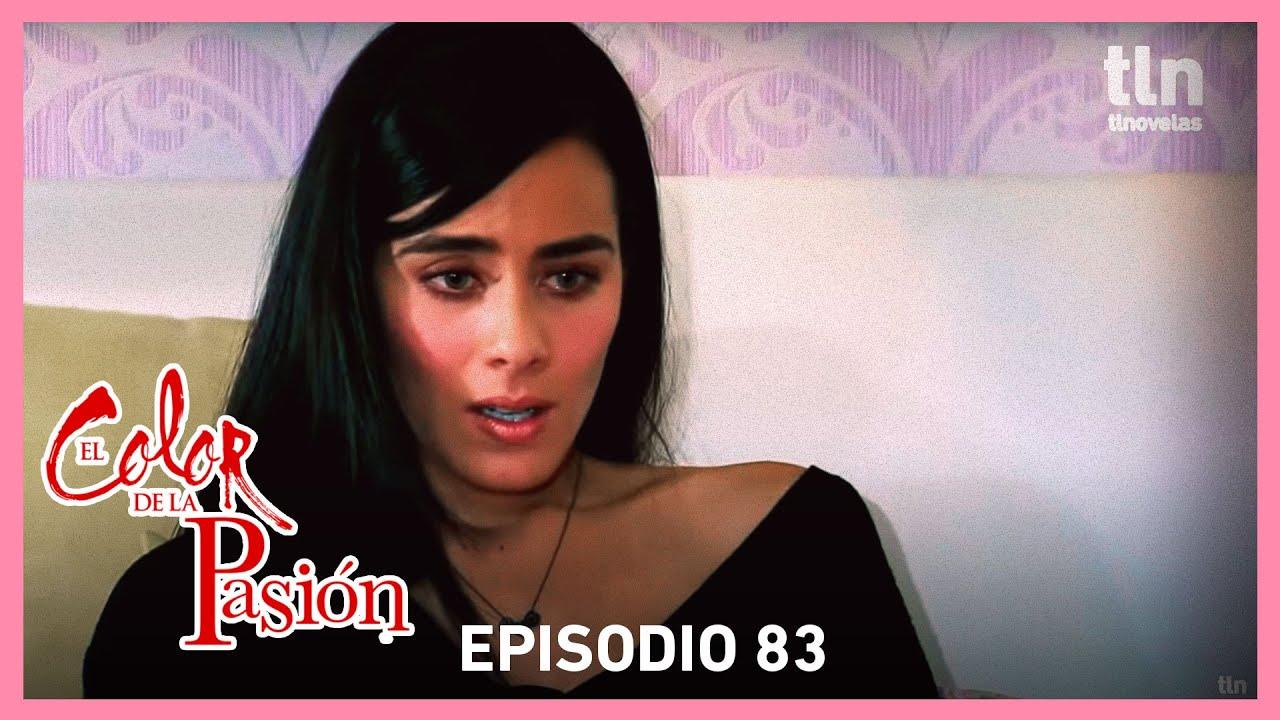 Download El color de la pasión: Lucía podría estar embarazada de Marcelo | C-83 | Tlnovelas