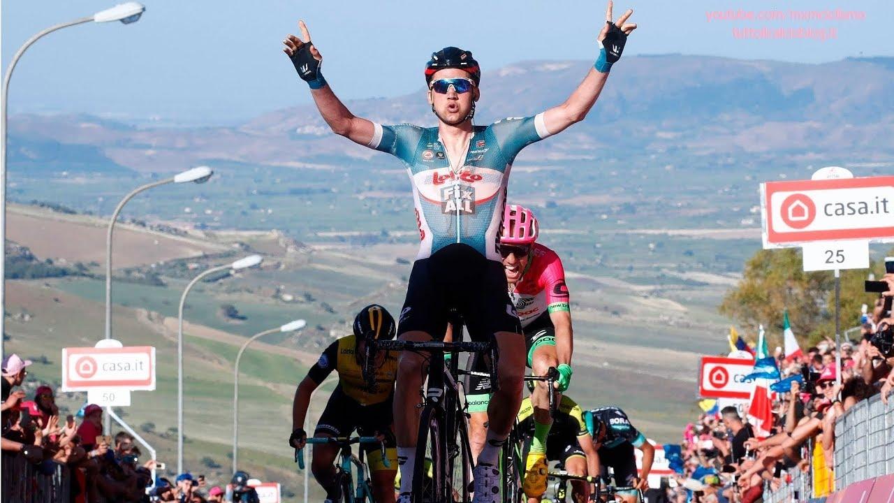 Giro d'Italia 2018 alla Radio - Arrivo 4° Tappa (CATANIA ...