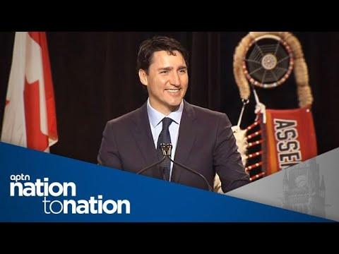 'Spirit of the White Paper' behind Trudeau fast-tracking legislative framework | APTN NationToNation