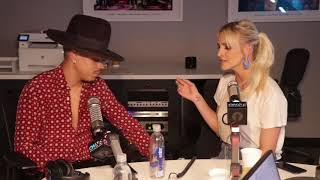 Ashlee Simpson and Evan Ross Perform New Single 'I Do' | On Air with Ryan Seacrest