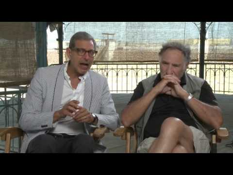 Independence Day: Resurgence Interview with Jeff Goldblum and Judd Hirsch