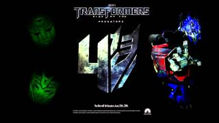Transformers 4 OST Soundtrack - Rise of the Predators - 02. The Decepticons are up to something bad.