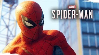 SPIDER-MAN PS4 #2 - Peter Parker é Descoberto!? (PS4 Pro Português PT-BR Gameplay)