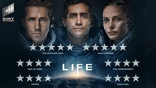 Life Movie - Official Trailer - Starring Jake Gyllenhaal & Ryan Reynolds - At Cinemas March 2017