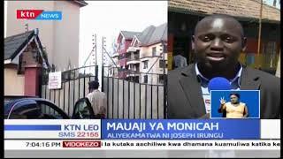 Polisi wamedhibitisha kumkamata mshukiwa mmoja katika mauaji ya Monica Kimani