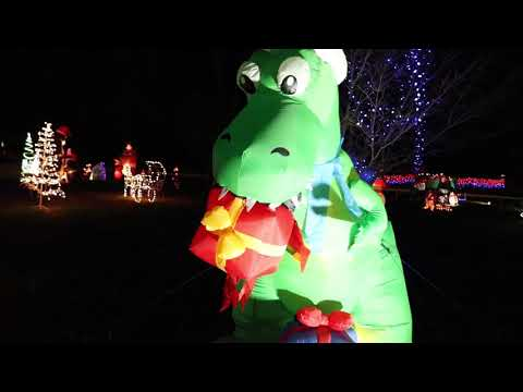 Christmas Light Parade Walkthrough