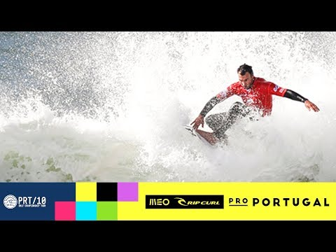 Day 1 Highlights - Opening Day of Action at the MEO Rip Curl Pro Portugal 2017