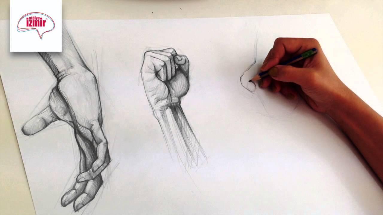 Moda Tasarım Karakalem El çizim Detayları Youtube