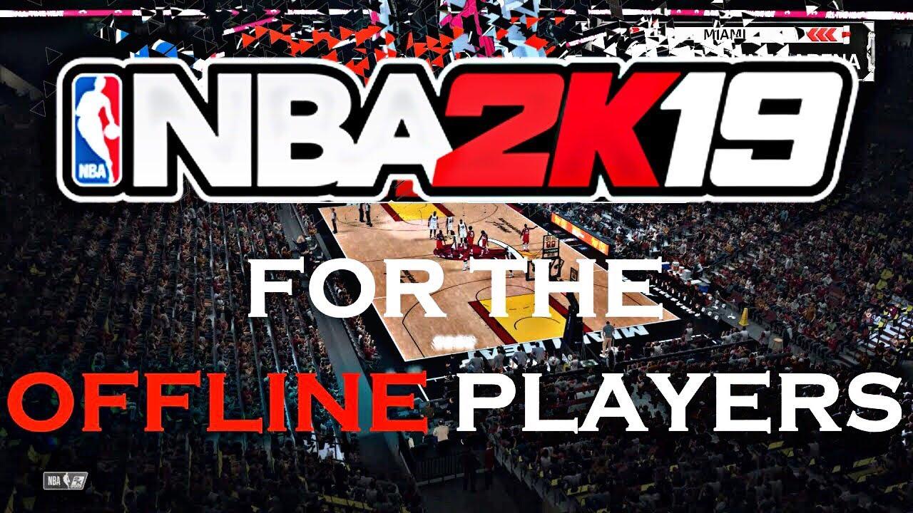 *NEW* THE TRUE OFFLINE MYCAREER GLITCH NBA 2K19