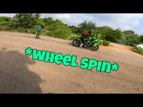 LAUNCH CONTROL GONE WRONG   ZX-10R   ZX-10RR   INDIA