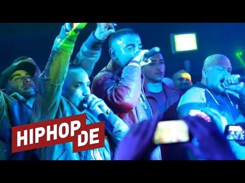 Celo & Abdi: Live-Abriss mit Haftbefehl, Capo und Olexesh