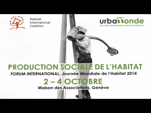 Social Production of Habitat: Issues & Perspectives