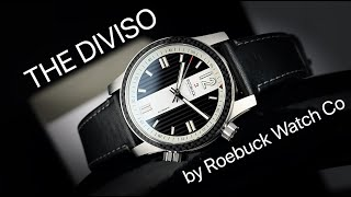The Diviso by Roebuck Watch Co.