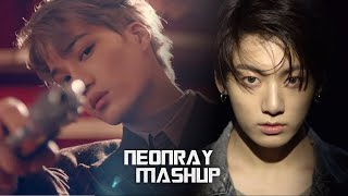 """FAKE LOVE SHOT"" - BTS x EXO (Mashup) (방탄소년단 x 엑소)"