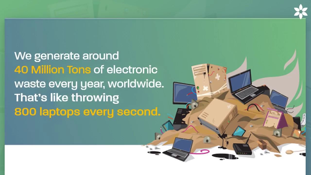 E-Waste - An Emerging Threat to Earth