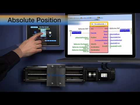 Servo Basic Concepts - Distance & Position
