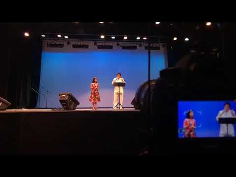 Sreya Jayadeep || sreyakutty usa live stage performance