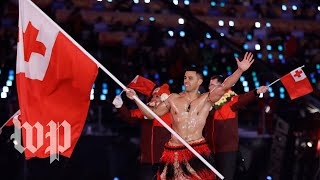 Four highlights from the Opening Ceremonies of the Winter Olympics