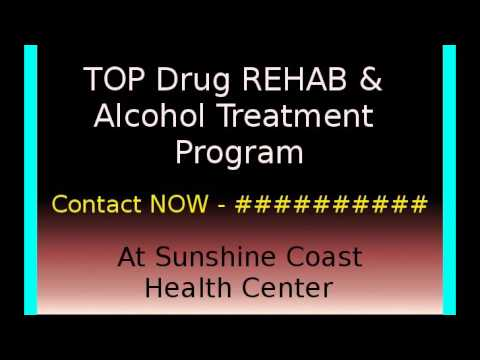 drug rehab sunshine coast