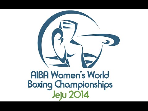 AIBA Women's World Boxing Championships Jeju 2014 - Day 2 Preliminaries Ring 2