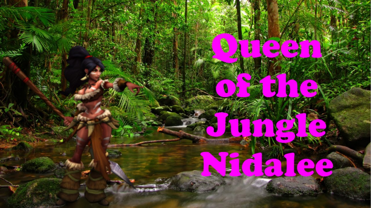 Jungle nidalee