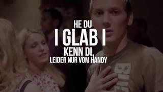 """""""I kenn di von mein Handy"""" - BlechReizPop (official Karaokeversion + Lyrics)"""