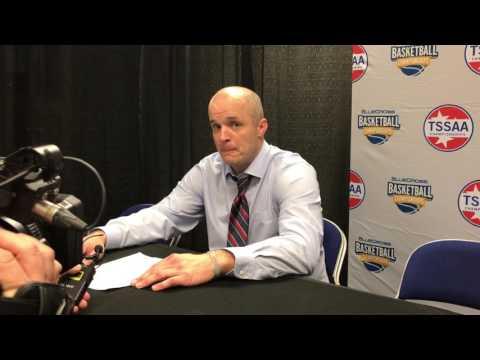Oak Ridge Coach Aaron Green: The loss hurts