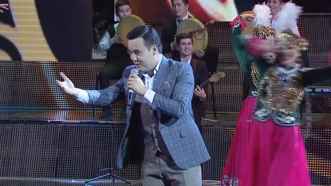 Farrux Saidov - Popuri (concert version 2020)