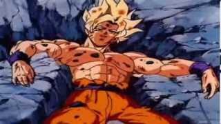 DBZ - Broly vs Goku - Bring me to Life - Evanescence - AMV