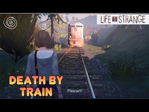 Life Is Strange - Death by Train - Game Society