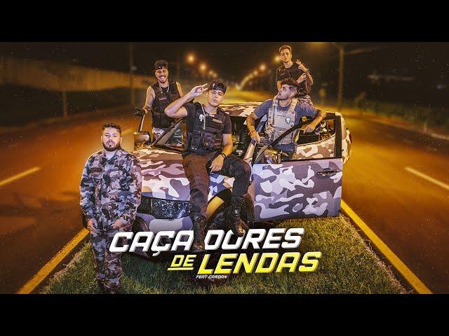 MUSICA DOS CAÇADORES DE LENDAS (Oficial Vídeo)