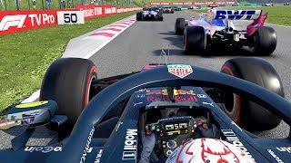 LAST TO ? CHALLENGE - Max Verstappen F1 2019 Hungarian GP Challenge