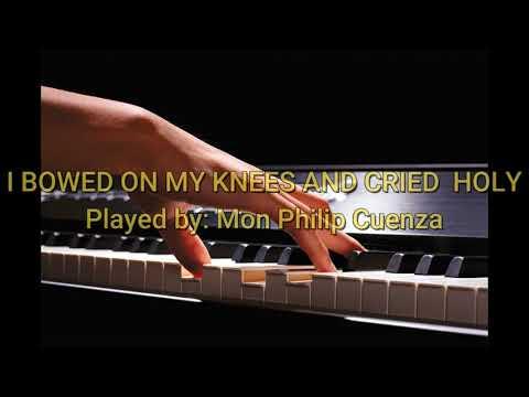 I Bowed On My Knees piano chords - Michael English - Khmer Chords